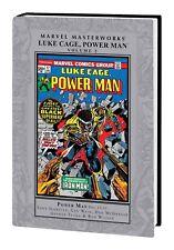 MARVEL MASTERWORKS LUKE CAGE POWER MAN VOL #2 HARDCOVER Collects Comics 17-31 HC