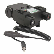 Green Laser 4X LED Navigation Light Box/Quick Release Mount Black Md VLG4NVQRB