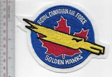 Aerobatic Canada Royal Canadian Air Force RCAF Golden Hawks Flying F-86 Sabres 1