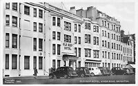 POSTCARD    SUSSEX   BRIGHTON   Old  Ship  Hotel  King's  Road    RP