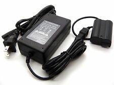 Ac Power Adapter Eh-5a + Ep-5B Dc Coupler For Nikon D610 D750 D810