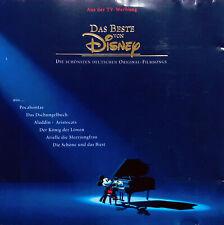 Das Beste von Disney - Die Schönsten Deutschen Original-Filmsongs | CD