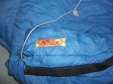 RARE SlumberJack Expedition 0 Degree Sleeping Bag Goose Down Vintage USA 1973