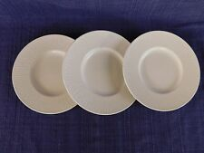 Mikasa White Birch SAUCERS - SET of THREE (3) - *have more items to this set