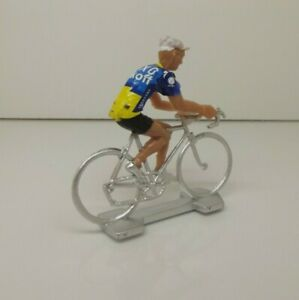 2013 Team Tinkoff Saxo Specialized Cycling figurines set miniature