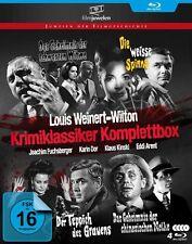 Complete box set LOUIS WEINERT-WILTON CRIME CLASSICS Edgar Wallace Style 4