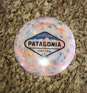 Patagonia Ventura CA Wham-o Frisbee 1980 Rainbow Plastic EUC Authentic