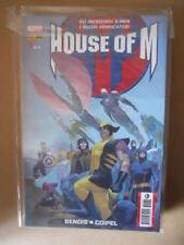 HOUSE OF M #1 di 4  Marvel Miniserie #69 Italia   [SC24]