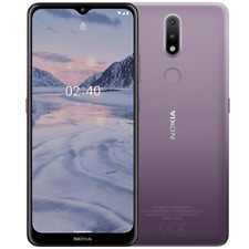 """Nokia 2.4 32GB Smartphone violett Android 10/11 ready 6.5"""" HD+"""