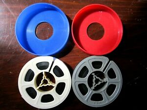 Rare Vintage 8mm Home Movies Lot of 2