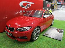 1 18 GT Spirit Gt039 BMW M235i. Série 2 Coupé. Rouge
