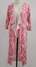 Lularoe Shirley Size Small Elegant Kimono Pink Floral New