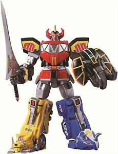 Bandai Tamashii Nations Super Robot Chogokin Megazord Mighty Morphin Power Range