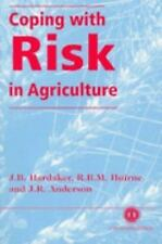 Coping with Risk in Agriculture, Risk Management, General, Agronomy, Paperback,