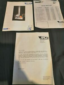 Sam Coupe Promotional Brochure - MGT ZX Spectrum
