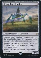 1 x cristallin Crawler - rare - Commandant - MTG - NM - magic the Gathering