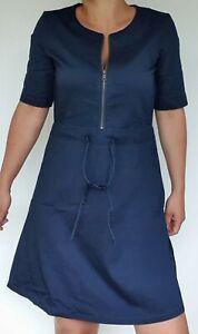 Women's Ex Debenhams Denim Dress UK Size 6 to 24 Stretch Office Work