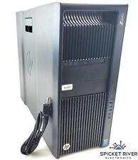HP Z840 Workstation 2x Quad Core Xeon E5-2637 v3 3.50GHz 1TB HDD 32GB RAM - READ