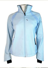 Columbia Convert Base Womens Soft Shell Winter Ski Jacket Coat - Blue (UK M)