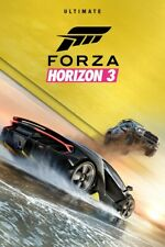 FORZA HORIZON 3 ULTIMATE NETWORK GAME AUTOACTIVATION (REGION FREE) PC