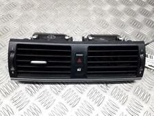 BMW X5 E70 Dashbaord Air Vent Centre + Hazard 2007 To 2010 716180104 +Warranty