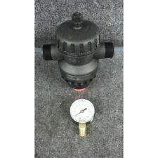 Plasson Upr 550/550N Universal Pressure Regulator, Inlet:230psi Outlet:4.5-60psi