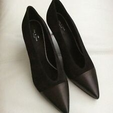 RAG & BONE Suede and leather pumps US 8