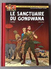 BD BLAKE ET MORTIMER / LE SANCTUAIRE DU GONDWANA / EDITION BNP PARIBAS