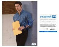 "Josh Henderson ""Dallas"" AUTOGRAPH Signed 'John Ross Ewing' 8x10 Photo F ACOA"
