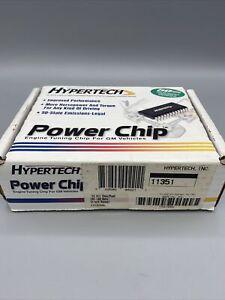 Hypertech 11351 Street Runner Power Chip 1984 Chevy Pontiac 305 LG4 Auto