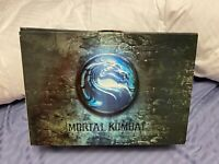 Mortal Kombat XBOX 360 Kollector's Edition bundle W/ Sub-Zero Scorpion bookends