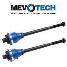 For Silverado 2500 Sierra 1500 2500 Pair Set of 2 Inner Tie Rod Ends Mevotech