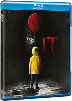 IT  2017  - BLU RAY  BLUE-RAY HORROR