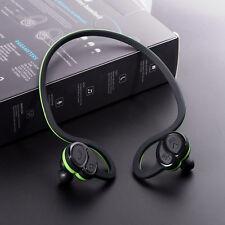 6d008c4c1b2 Waterproof Wireless Bluetooth Earbuds Earphone Hanging Neck Headset  Headphone