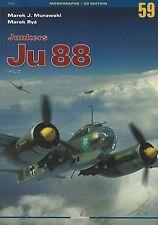 Kagero Monograph 59: Junkers Ju 88 Volume 2