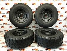 Ford Ranger Set of 16 inch modular steel wheels Insa turbo 265/75r16 1999-2012