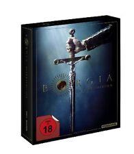Borgia Blu-ray Box - Gesamtedition - Staffel 1+2+3 (1-3) - NEU OVP - Komplettbox