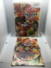 Bakugan Battle Brawlers - Complete CIB - Nintendo Wii
