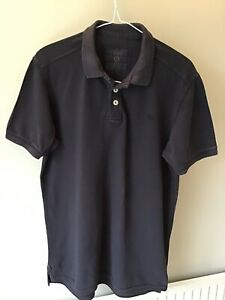 Next Blue Fade Polo Shirt Size UK Large  44 inch Chest BNWT