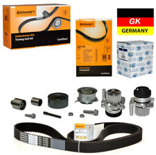 Zahnriemensatz+Wasserpumpe GK VW EOS (1F7, 1F8) 2.0TDI 16V 103KW 140PS CBAB CFFB
