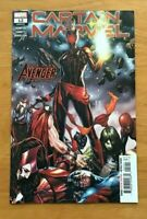 Captain Marvel 12 2019 Mark Brooks Main Cover 1st Print Marvel Comics NM-