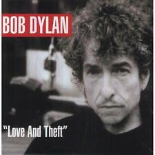 Love and Theft by Bob Dylan VINYL LP NEW STILL SEALED 2017 issue