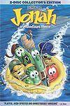 Jonah: A Veggie Tales Movie KIDS DVD 2-Disc Set WITH CASE & ART BUY 2 GET 1 FREE