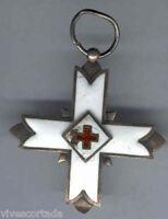 España Medalla militar Condecoracion Isabel II 1836 Cruz de Malta