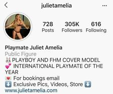 Pick any two photos from my Instagram profile @julietamelia