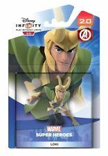 Disney Infinity 2.0 Loki Marvel Super Heroes Toy Action Figure