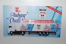 Werbetruck  Sattelzug MAN  Auburg Quelle  9