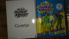 DC Universe Classics MATTYCOLLECTOR GREEN LANTERN as RIDDLER FIGURE NO BAF