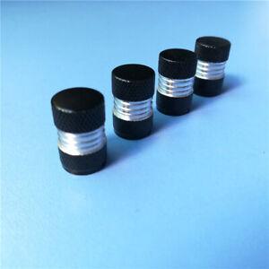 4 x Car Auto Wheel Tire Tyre Rim Air Valve Stem Dust Cap Trim Cover Accessories