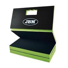 53192 JBM COLCHONETA DESPLEGABLE De espuma EVA. 120cm largo x 40,5cm ancho.